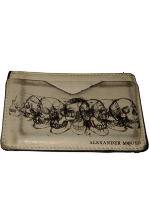 Alexander McQueen Leather Small Bags\, Wallets & Cases