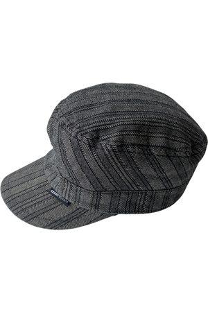 Cerruti 1881 Grey Cotton Hats