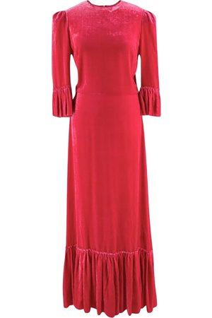 The Vampire's Wife Women Dresses - Velvet Dresses