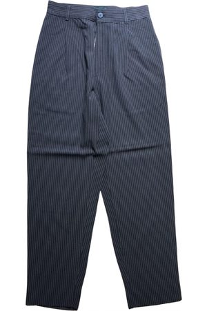 Jean Paul Gaultier Cotton Trousers