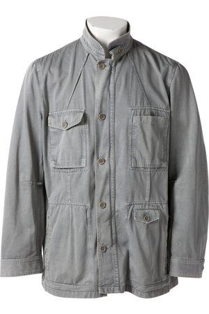 Neil Barrett Grey Denim - Jeans Jackets