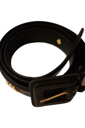 Inès De La Fressange Paris Leather Belts