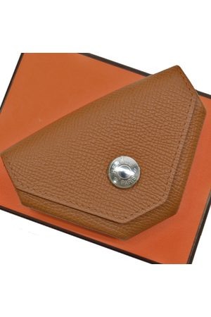 Hermès Leather Small Bags\, Wallets & Cases