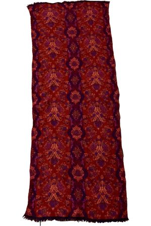 Kenzo Multicolour Wool Scarves