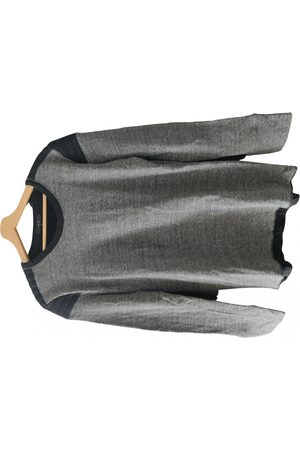 IRO Grey Cotton Knitwear & Sweatshirts