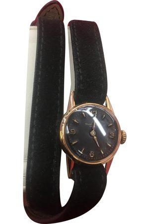 Baume et Mercier Women Watches - Yellow gold Watches
