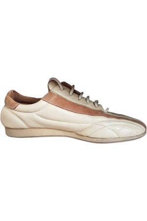 Byblos Leather Trainers
