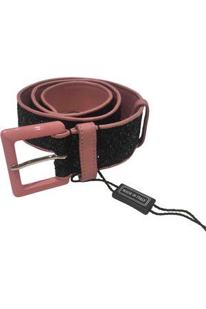 Miu Miu Multicolour Glitter Belts