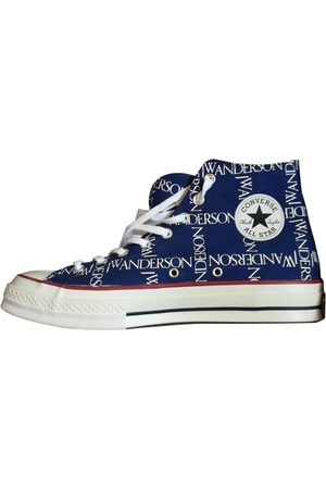 Converse x J.W Anderson Men Sneakers - Cloth high trainers