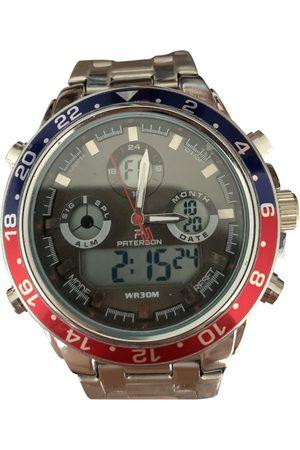 Paterson. Men Watches - Steel Watches