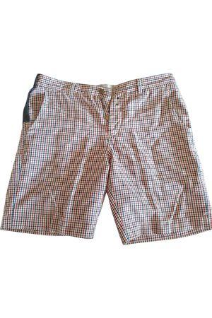 Mauro Grifoni Multicolour Cotton Shorts