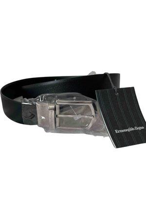Ermenegildo Zegna Leather Belts