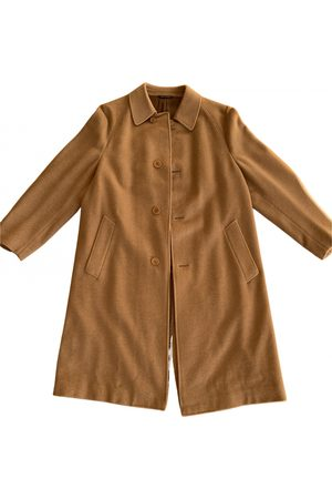 CANALI Camel Cashmere Coats