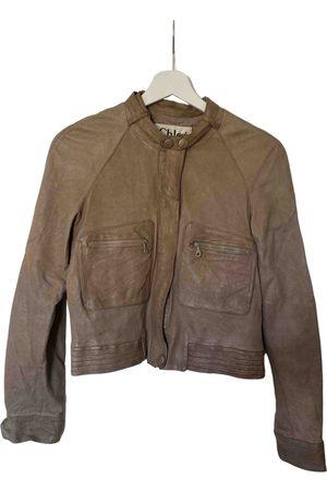 Chloé Leather jacket