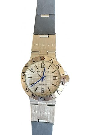 Bvlgari Men Watches - Steel Watches