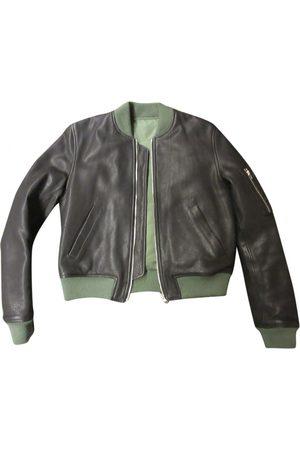 Alexander Wang Leather Jackets
