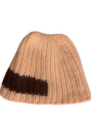 DRIES VAN NOTEN Wool Hats & Pull ON Hats
