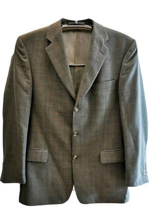 Karl Lagerfeld Grey Wool Jackets