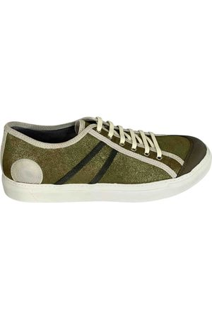 Marc Jacobs Suede Trainers