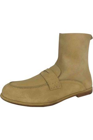 Loewe Suede Boots