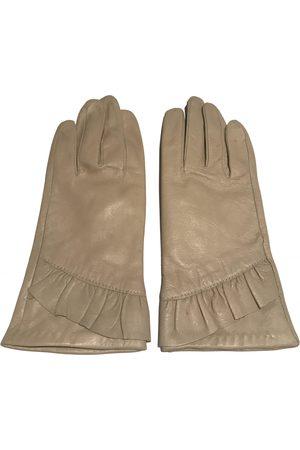 TERIA YABAR Leather Gloves