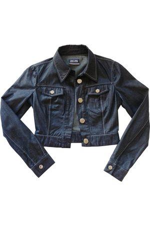 Jean Paul Gaultier Cotton Leather Jackets