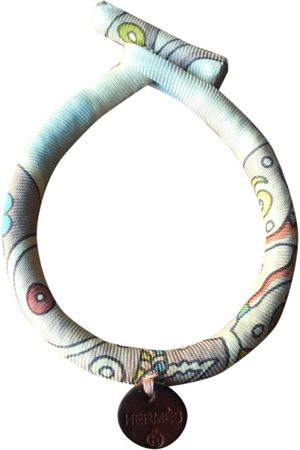 Hermès Multicolour Silk Bracelets