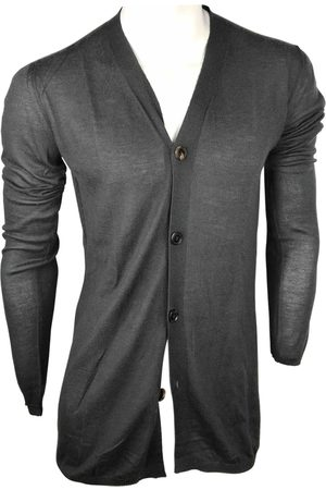 Rick Owens Grey Cashmere Knitwear & Sweatshirts