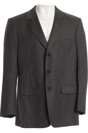 Dior Men Jackets - Grey Wool Jackets