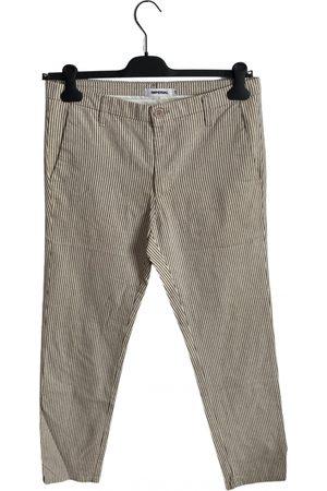 Impérial Cotton Trousers