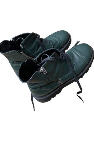 BRUNO BORDESE Leather Boots