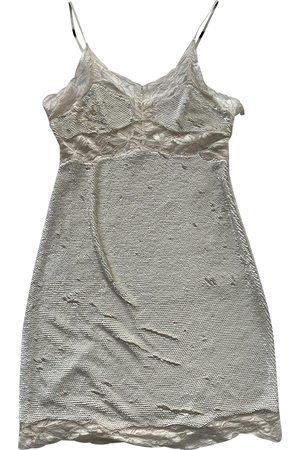 ASHISH Glitter mini dress