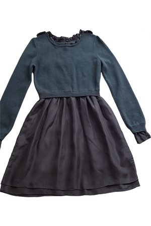 Hoss Intropia Grey Silk Dresses
