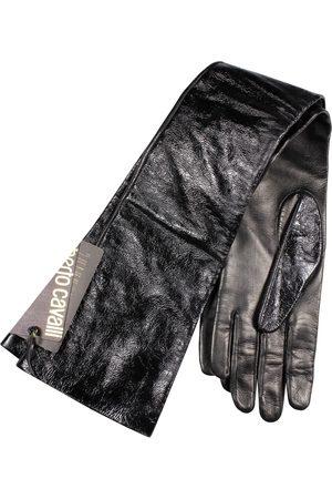 Roberto Cavalli Leather Gloves