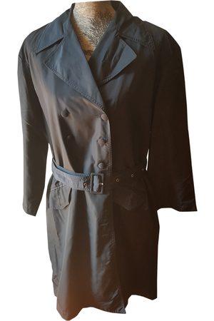Cacharel Women Coats - Navy Polyester Coats