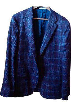 Boglioli Burgundy Wool Jackets