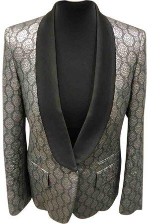 Stella McCartney Grey Polyester Jackets