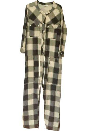 Isabel Marant Multicolour Cotton Jumpsuits
