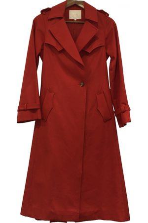 Maje Cotton Trench Coats