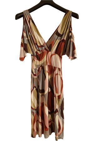 Sisley Women Dresses - Multicolour Cotton - elasthane Dresses