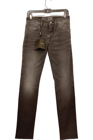Dolce & Gabbana Men Jeans - Grey Jeans