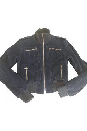 Chloé Navy Cotton Jackets