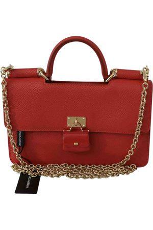 Dolce & Gabbana Leather Handbags
