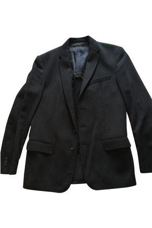 Maison Martin Margiela Grey Wool Jackets