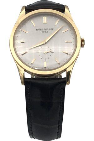 PATEK PHILIPPE Yellow gold Watches