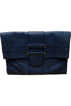 Alexander McQueen Leather Clutch Bags
