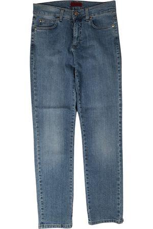 ROBERTA DI CAMERINO Cotton - elasthane Jeans