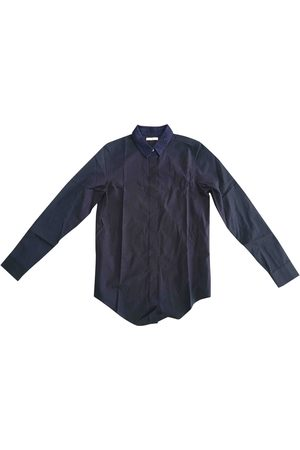 TOME Navy Cotton Tops