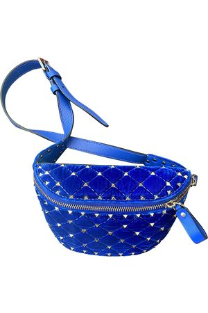 VALENTINO GARAVANI Velvet Clutch Bags
