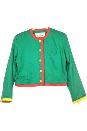 JC DE CASTELBAJAC Cotton Jackets